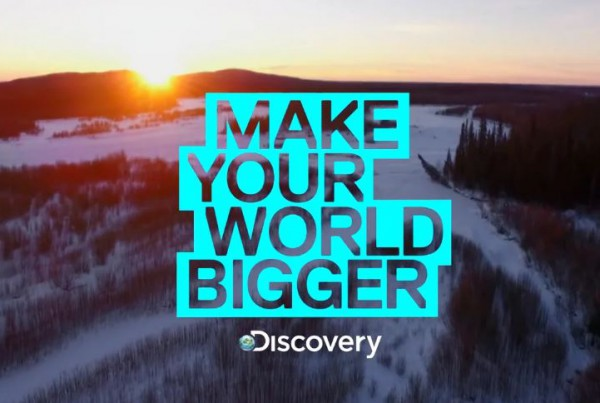 discovery channel voice over