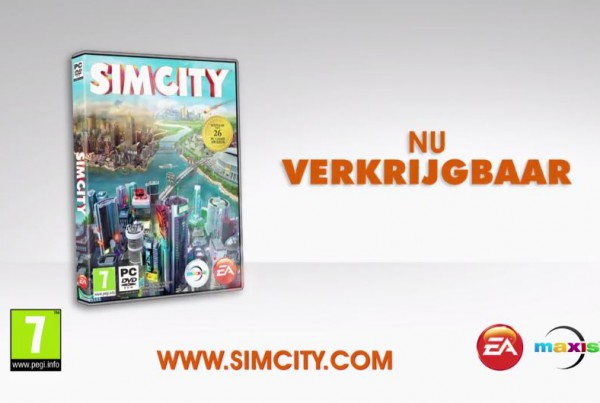 voice-over SimCity